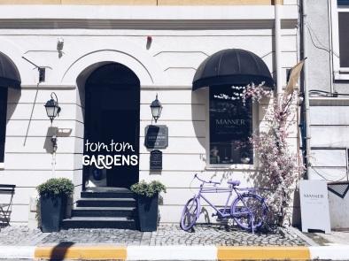 tomtom gardens
