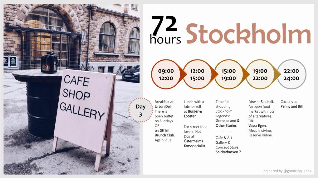 stockholm pocket guide day 2