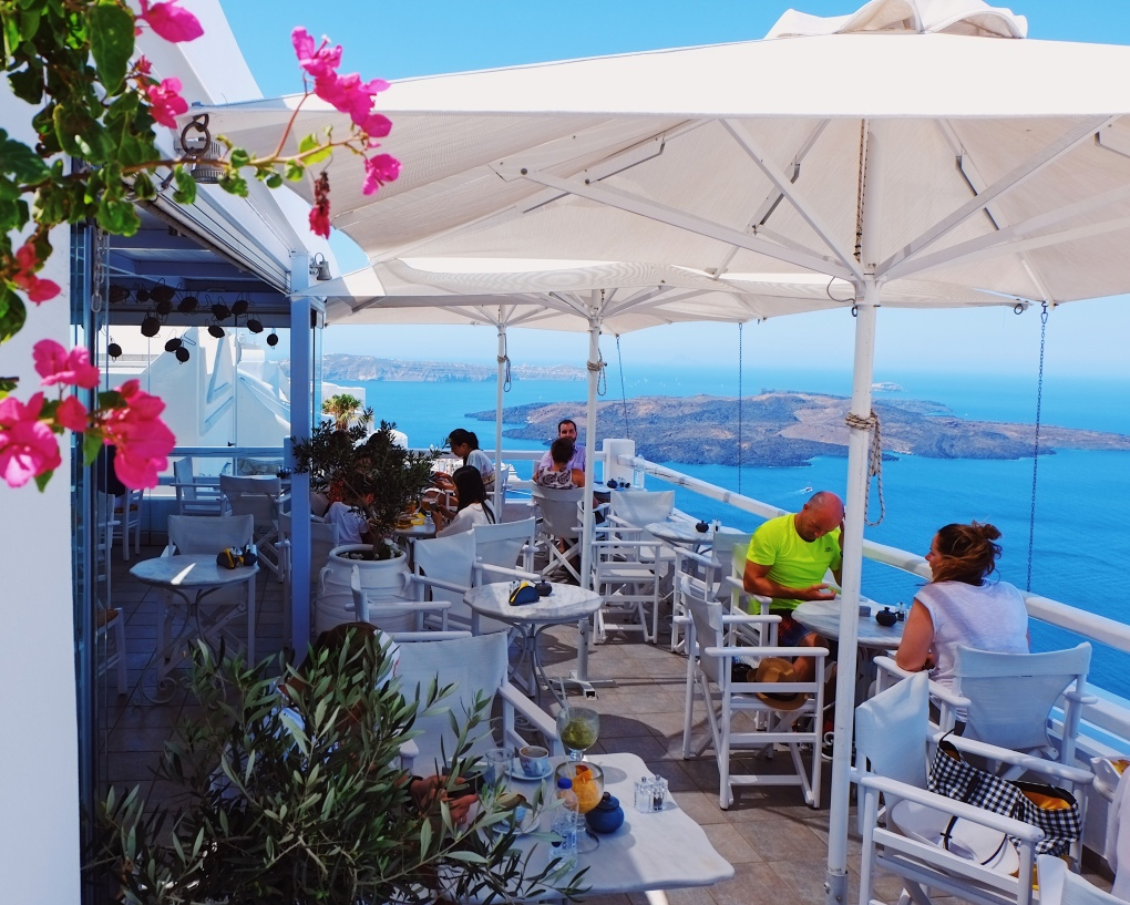 galini cafe santorini good city guides