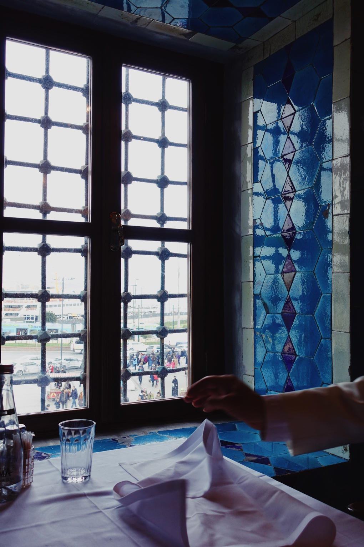 goodcityguides istanbul pandeli restaurant manzara