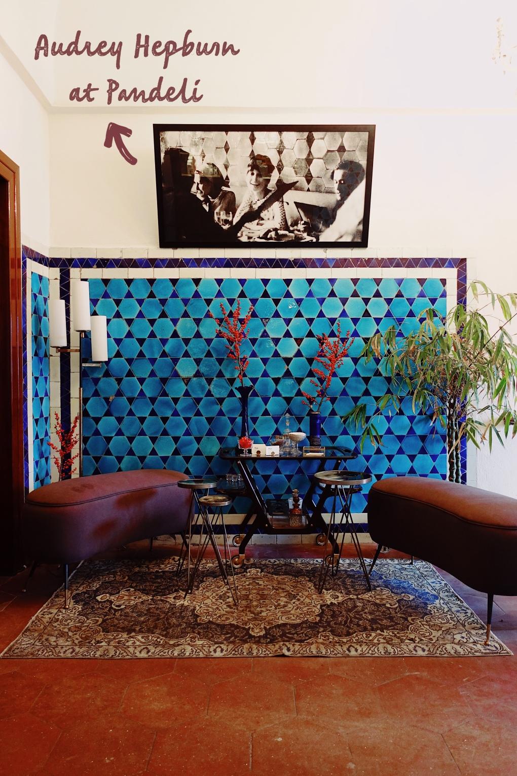 goodcityguides istanbul pandeli restaurant audrey hepburn